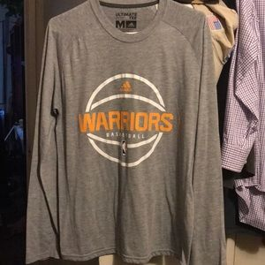 Golden State Warriors Basketball longsleeve